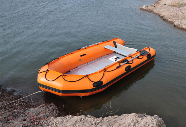 Inflatable Boats A Type