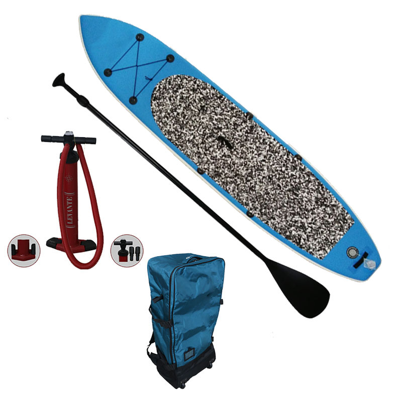 Double Layers Inflatable Stand Up Sup Paddle Board