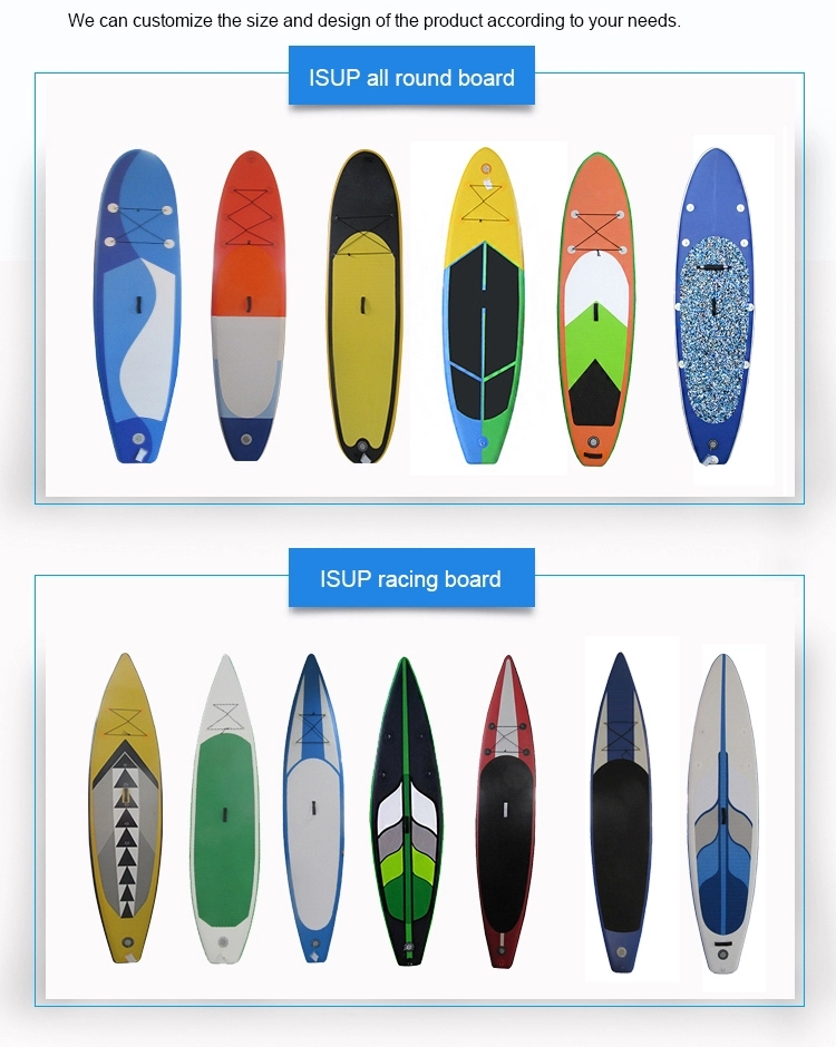 All Kinds of SUP Board Stand up Paddle Boards