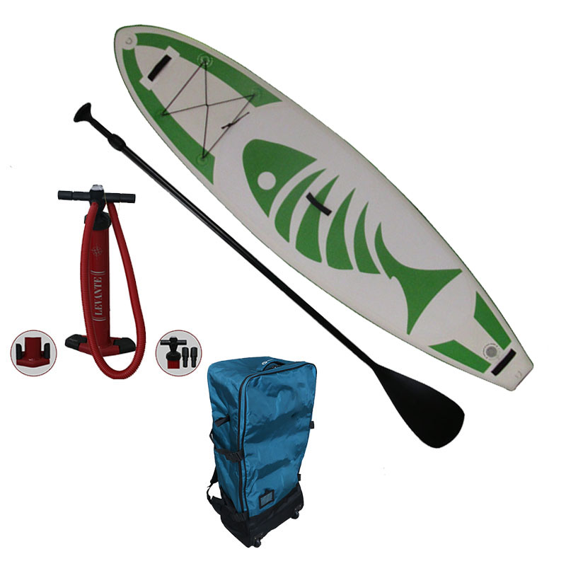 Customized inflatable stand up paddle board